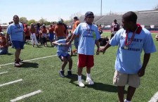 PALS volunteer at McKinney-hosted Special Olympics meet